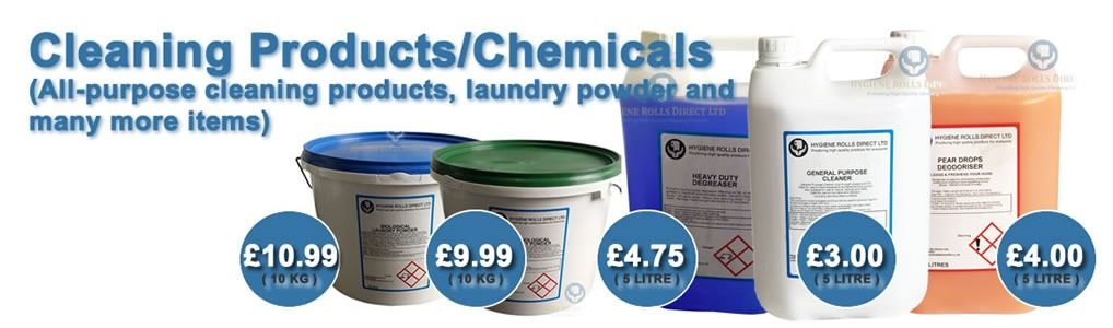 Cleaning Products/Chemicals